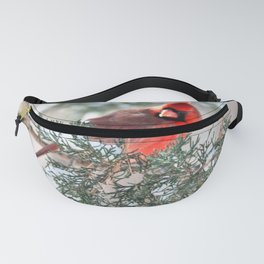 Remembering.... (Northern Cardinals) Fanny Pack
