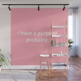 probably: pastel Wall Mural