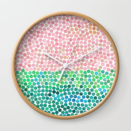 dance 2 Wall Clock