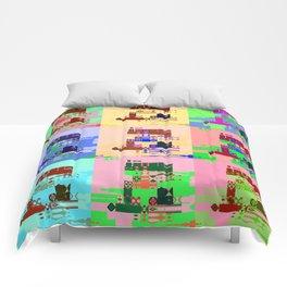 0522 in memory ... Comforters