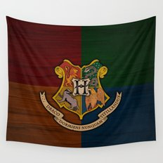 HOGWARTS-POTTER Wall Tapestry