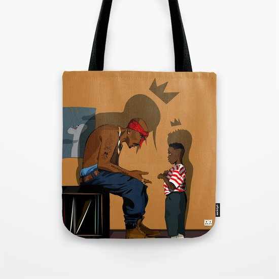 Just be the King Tote Bag