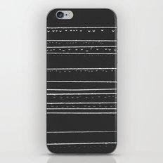 168 Drops & Droplets  iPhone & iPod Skin