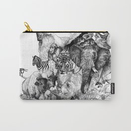 Endangered species Carry-All Pouch