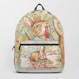 The World of Beatrix Potter illustration Backpack