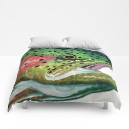 Feelin' Fishy Comforters