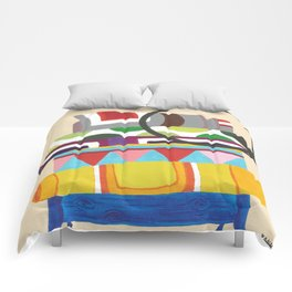 Q is for Quilt Comforters
