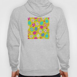 Easter Egg Party Pattern Hoody
