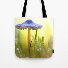 Magic Mushroom... Tote Bag