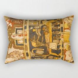 Egyptian Ancient Art Rectangular Pillow