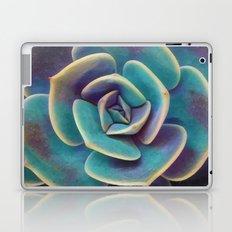 Purple & Blue Succulent Laptop & iPad Skin
