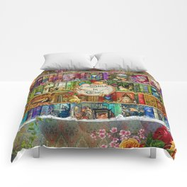 A Stitch In Time Comforters