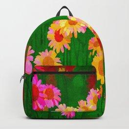 VIVID DAISIES Backpack