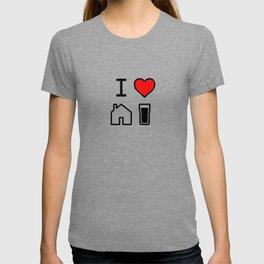 I Heart Homebrew T-shirt