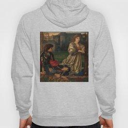 "Edward Burne-Jones ""The Love Song"" Hoody"