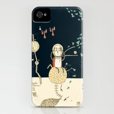 """""""You will not do incredible things without an incredible dream."""" – John Eliot iPhone (4, 4s) Slim Case"""