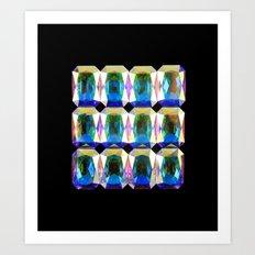 Aurora Full Blown Art Print