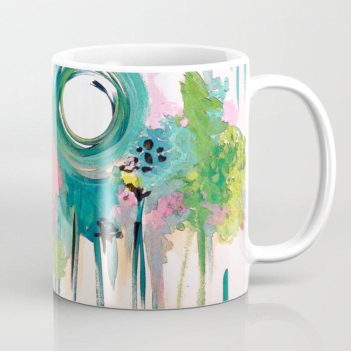 Monday in the Garden Coffee Mug