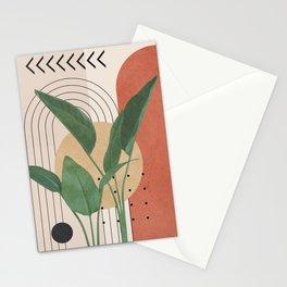 Nature Geometry V Stationery Cards
