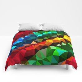 Geometric elements Comforters