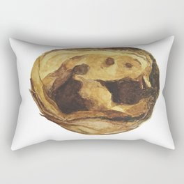 Pastel de Nata Portuguese Custard tart Rectangular Pillow