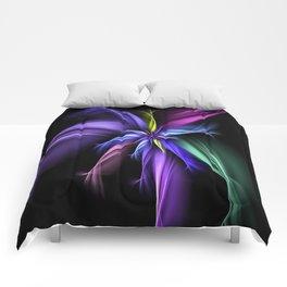Fractual Flower Comforters