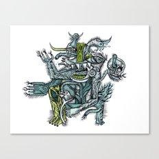 Holy dance - Print available!! Canvas Print