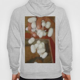 Mullberry Silkworm Cocoons Hoody