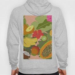 Tropical Fruits Hoody