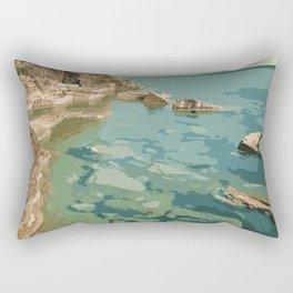 Bruce Peninsula National Park Rectangular Pillow