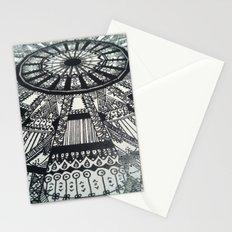 Circular Stationery Cards
