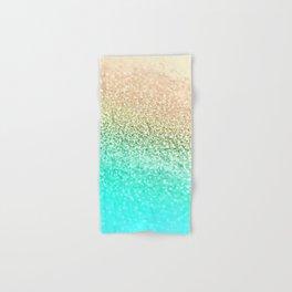 GOLD AQUA Hand & Bath Towel