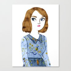 Valentino Canvas Print