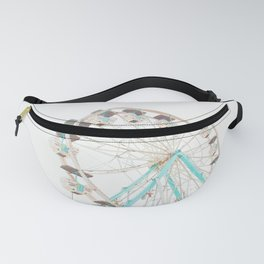 Ferris Wheel Abstract Fanny Pack