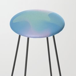 Blue serenity Counter Stool