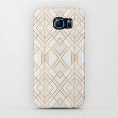 Golden Geo Slim Case Galaxy S8