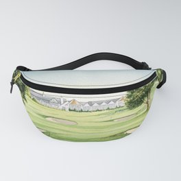 Southern Hills Golf Course 18th Hole Fanny Pack