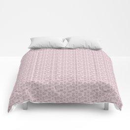 Beetles (Primrose Pink) Comforters