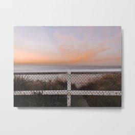 Winter Views Metal Print