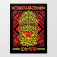Hunting Club: DevilJho Canvas Print