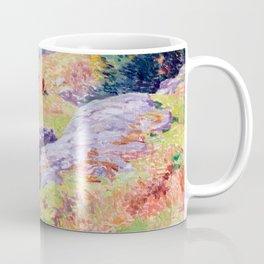 Willard Metcalf Hillside Pastures Coffee Mug