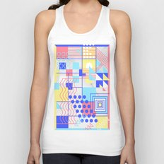 Sunday Unisex Tank Top