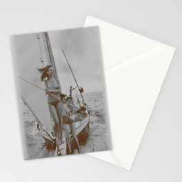 Siren Songs Stationery Cards