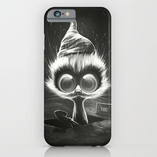Night Shift (夜勤) iPhone & iPod Case