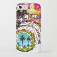 chelsea iPhone & iPod Cases featuring Picture This by Bianca Green