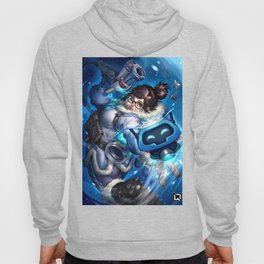 over mei watch Hoody
