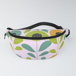 Cheery spring flowers Fanny Pack