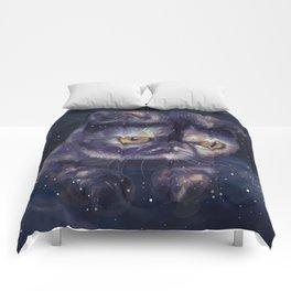 Lord Pizza Smoosh Comforters