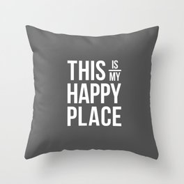 LH90 Throw Pillow