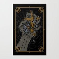 Doctrines Canvas Print